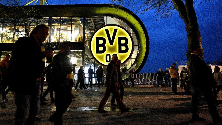 Youll Never Walk Alone, Dortmund