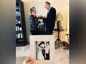 Pasangan <i>Prom Night</i> Ini Akhirnya Menikah Setelah 64 Tahun Terpisah