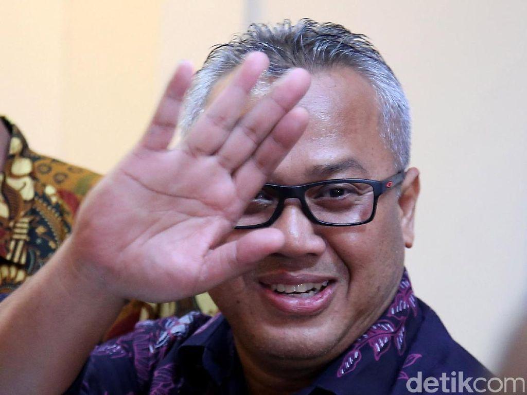 Arief Budiman Terpilih jadi Ketua KPU 2017-2022