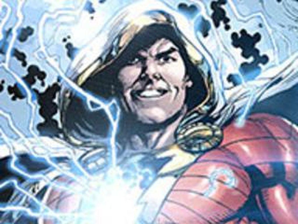 DC Siapkan Black Adam dan Shazam Tampil di Layar Lebar