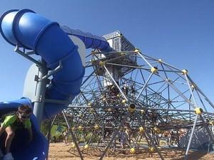 Mencoba Taman Mainan Baru di Melbourne Bernilai Rp 110 Miliar
