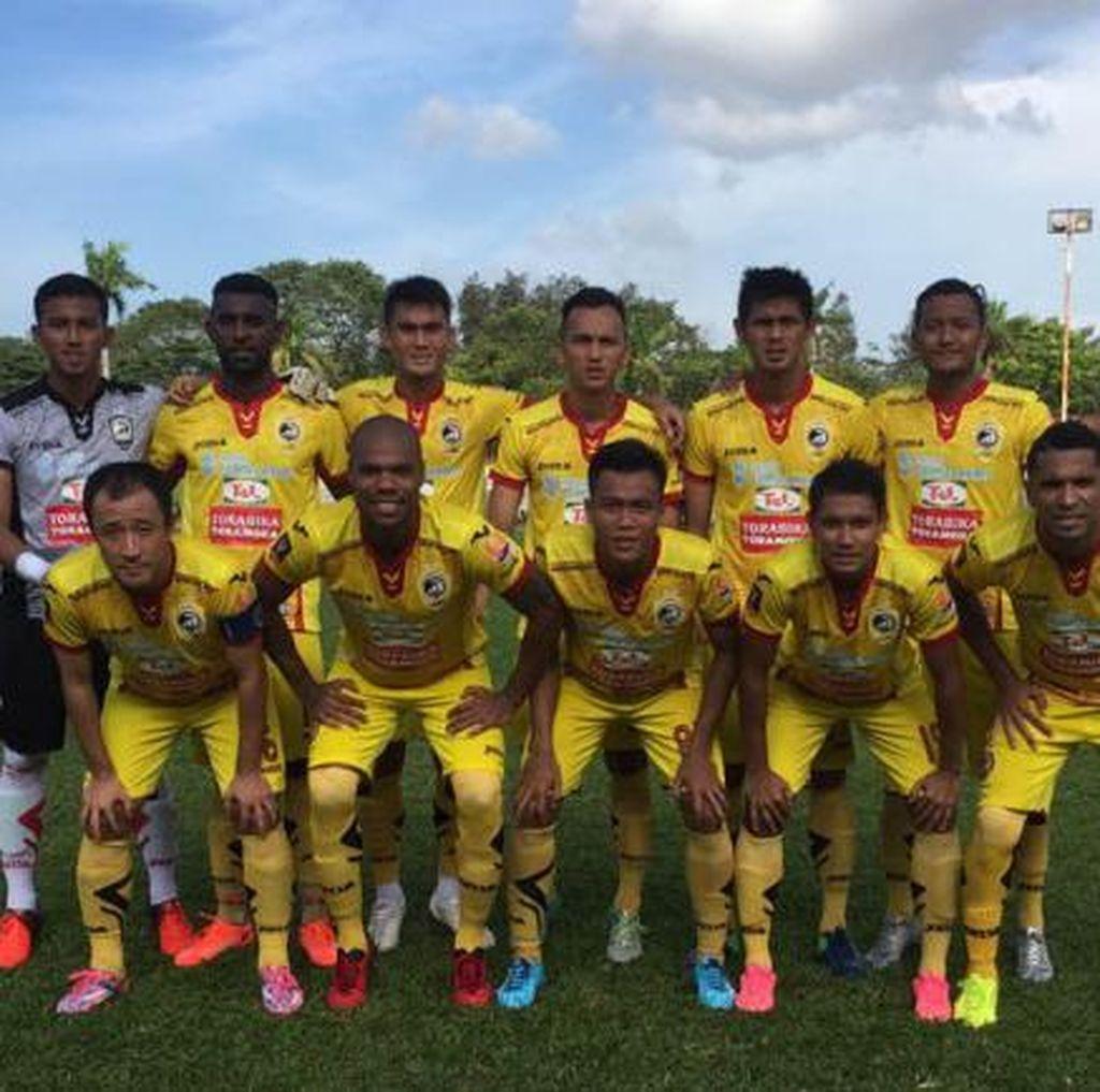 Gol Tunggal Hilton Moreira Menangkan Sriwijaya atas PBFC
