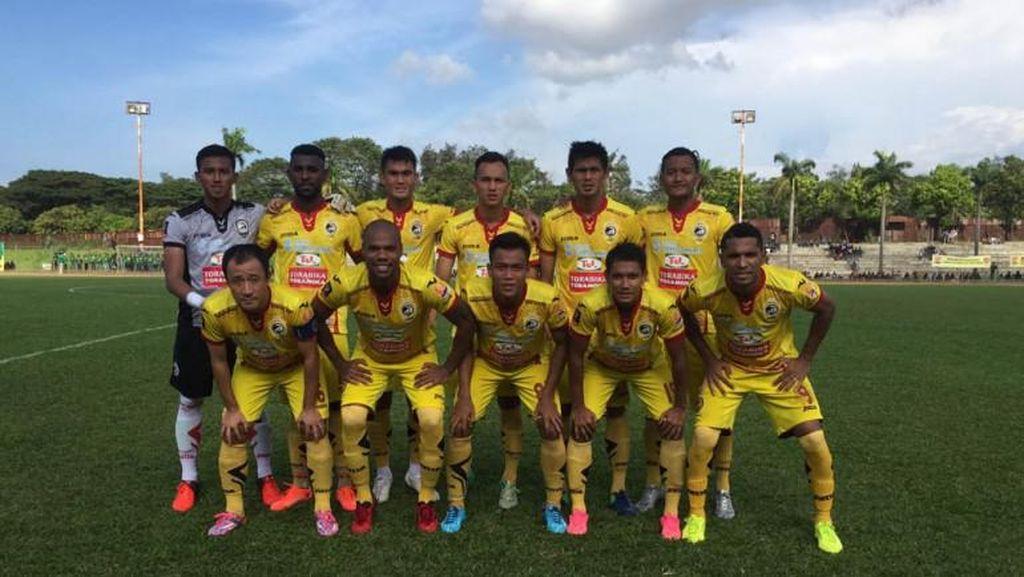 Sriwijaya FC Terjun ke Liga 2, Tinggal 7 Tim Belum Pernah Degradasi