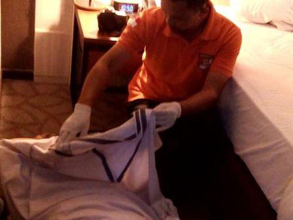 Diduga Sakit, Anggota DPRD Riau Meninggal di Kamar Hotel di Bandung