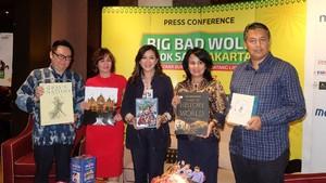 Sejuta Buku Bahasa Indonesia Dijual di Big Bad Wolf Jakarta 2017