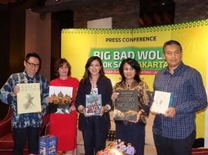 Ingin Berburu Buku Murah di Big Bad Wolf 2017, Ini Tipsnya!