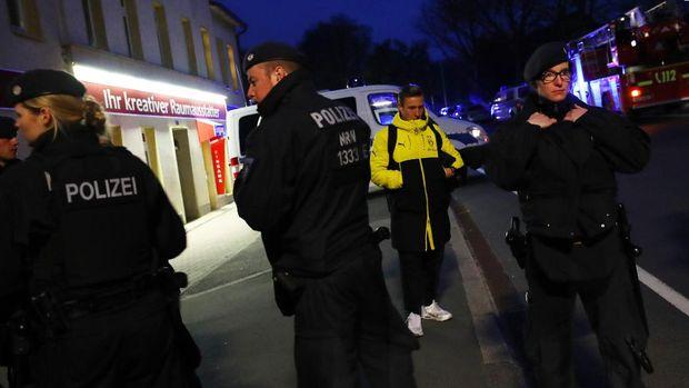 Ledakan yang Mengejutkan Skuat Dortmund