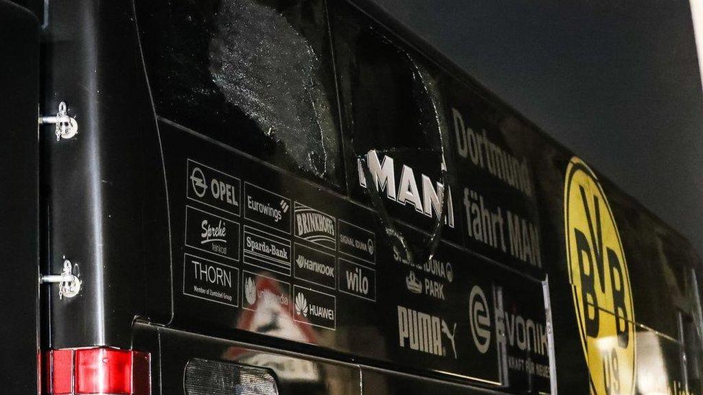 Jerman Selidiki Kaitan Ekstremis dalam Bom Borrusia Dortmund