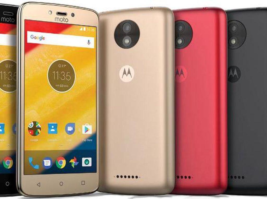 Ini Dia Ponsel Termurah Motorola