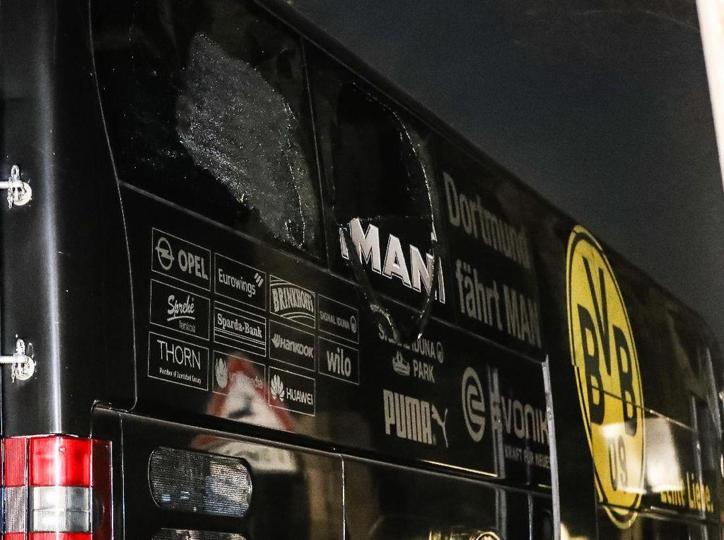Pengebom Bus Tim Dortmund Divonis 14 Tahun Penjara