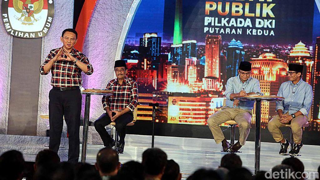 Debat Final Pilkada DKI Jakarta