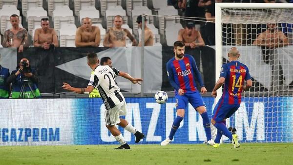 Mourinho Tak Terkesan dengan Kemenangan Juventus atas Barcelona