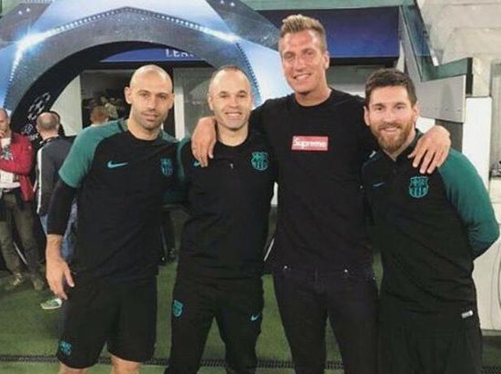 Sosok Messi Ikut Terseret Polemik Maxi Lopez dan Mauro Icardi-Wanda