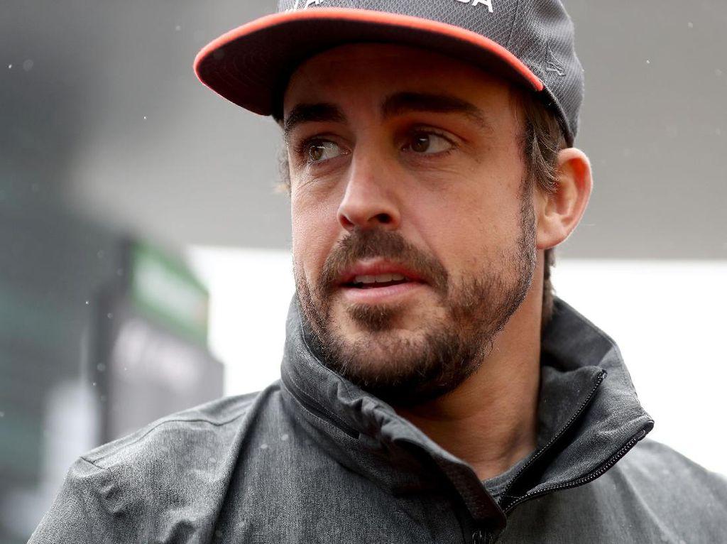Alonso Akan Lewatkan GP Monaco demi Tampil di Indy 500