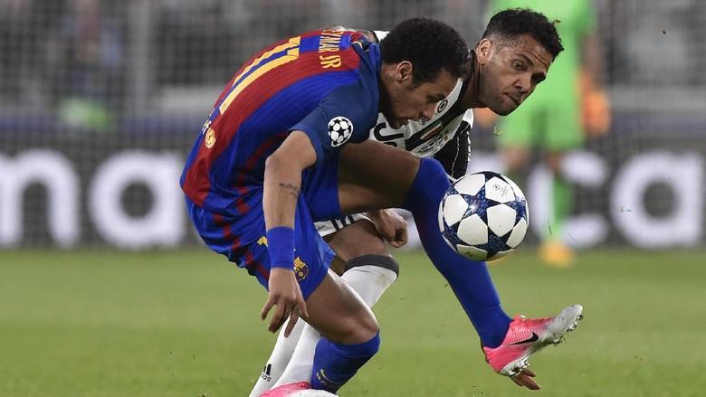 Psywar Neymar untuk Juventus: Kami Adalah Barcelona