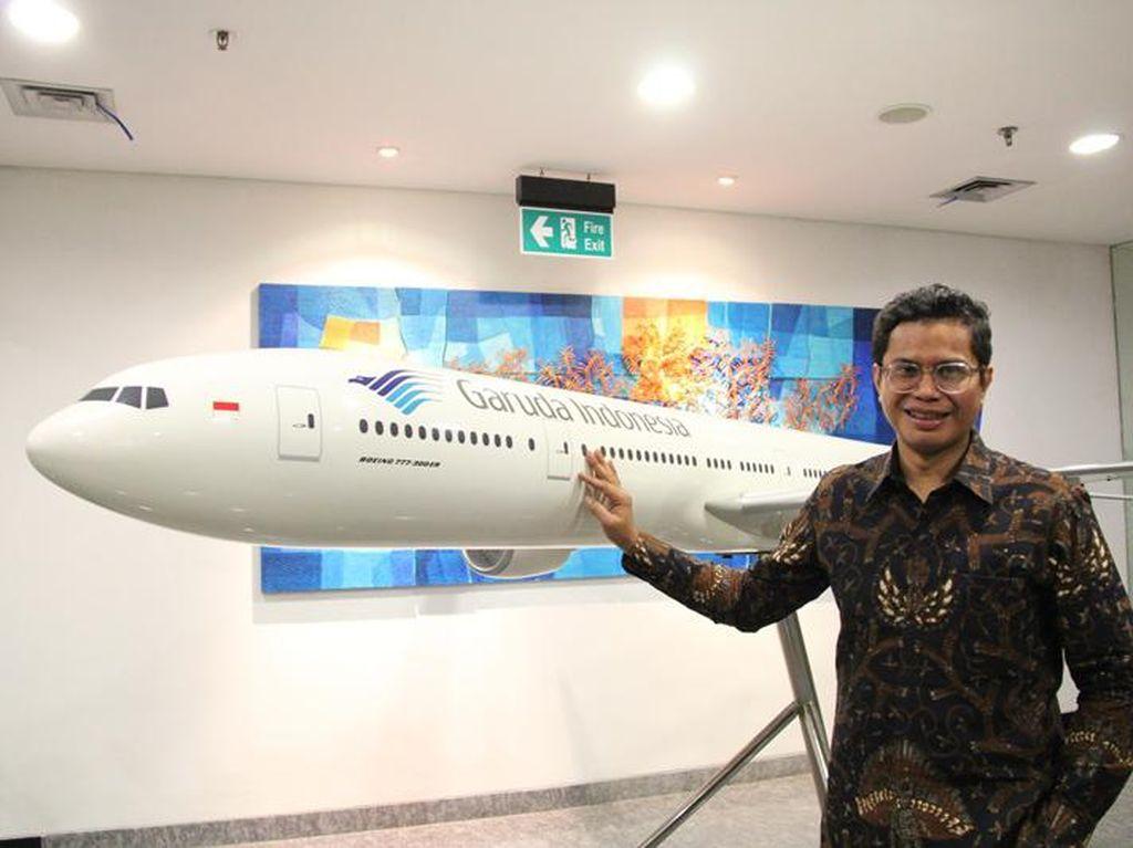 Direksi Garuda Indonesia bakal Dirombak, Termasuk Dirut?