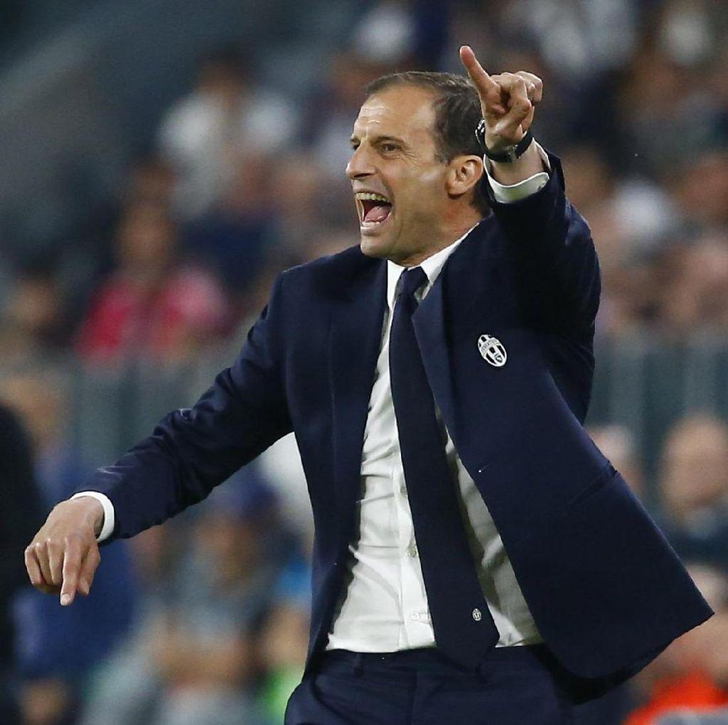 Allegri: Scudetto Juventus Ditentukan Saat Hadapi Genoa