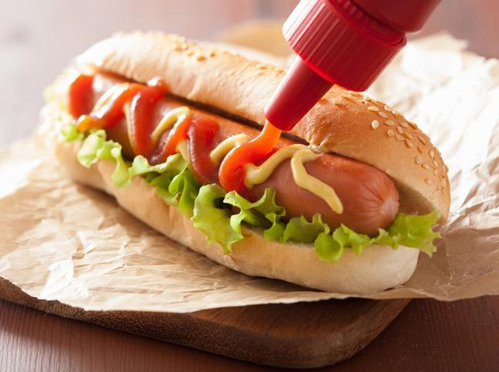 Duh! Roti Hot Dog Jadi Tempat Mahasiswa Ini Sembunyikan Ganja
