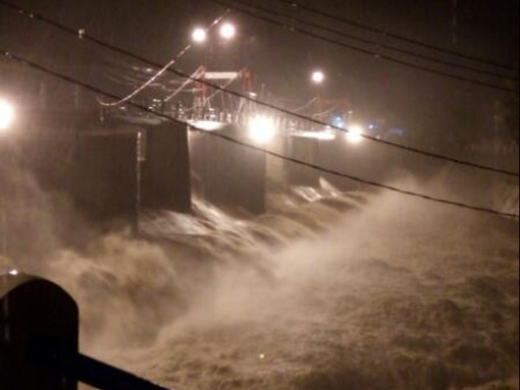 Katulampa Siaga II, Ini Wilayah yang Diperkirakan Terimbas Banjir