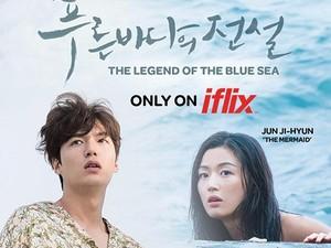 Drama The Legend of the Blue Sea Hadir di iflix