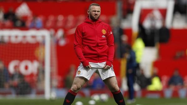 Momen-Momen Penting Rooney Bareng Setan Merah