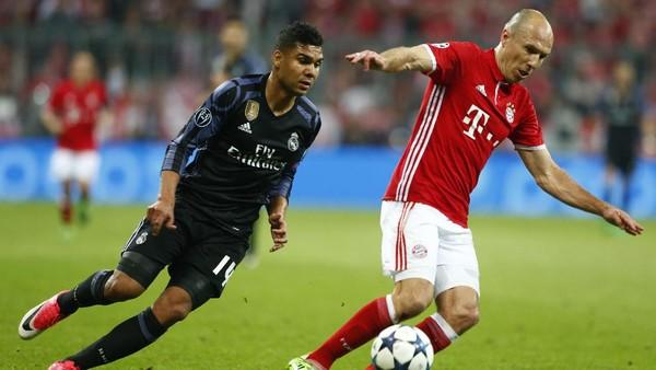 Bayern Diadang Tren Positif Madrid
