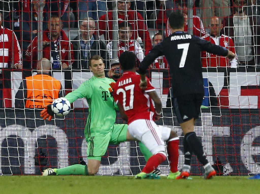 Manuel Neuer si Bang Jago, Gak Takut Lawan Ronaldo