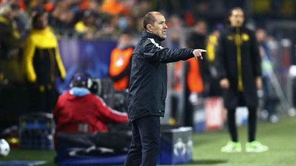 Monaco: Mungkin Laga Lawan Dortmund Seharusnya Tidak Digelar Hari Ini
