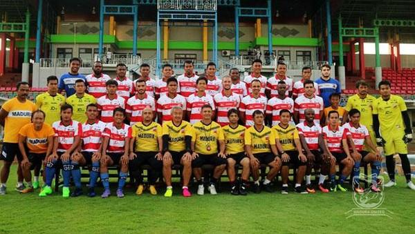 Madura United: Hasrat Tembus Tiga Besar Bersama Odemwingie