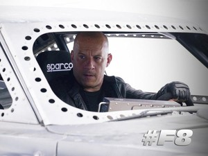 The Fate of the Furious Rajai Box Office Akhir Pekan