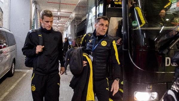 Dortmund Disebut Masih Terguncang, tapi Ditekan UEFA untuk Tetap Bermain