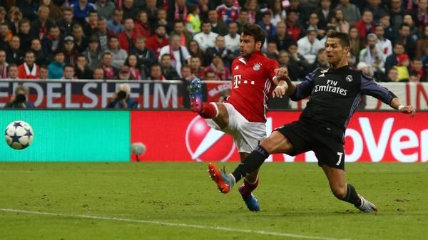 Bisa Cetak Gol Tandang Lagi, Madrid?