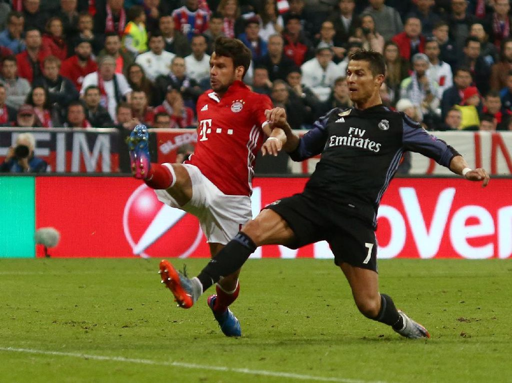 Ancelotti: Jangan Biarkan Ronaldo Lepas!