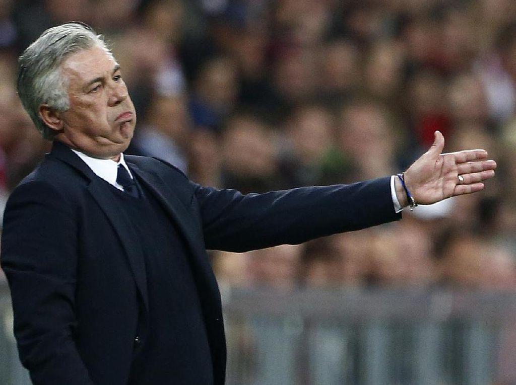 Ancelotti: Bayern Belum Mati
