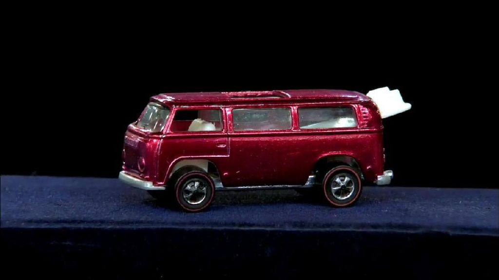 Mainan Hot Wheels Seharga Mobil Super