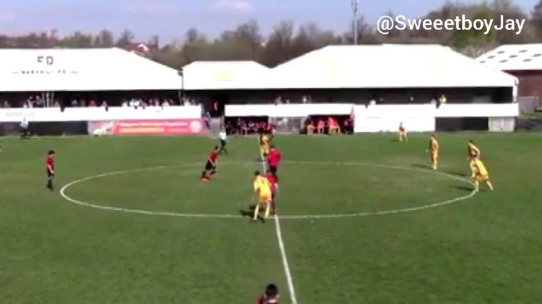 Kick-off... Langsung Gol!
