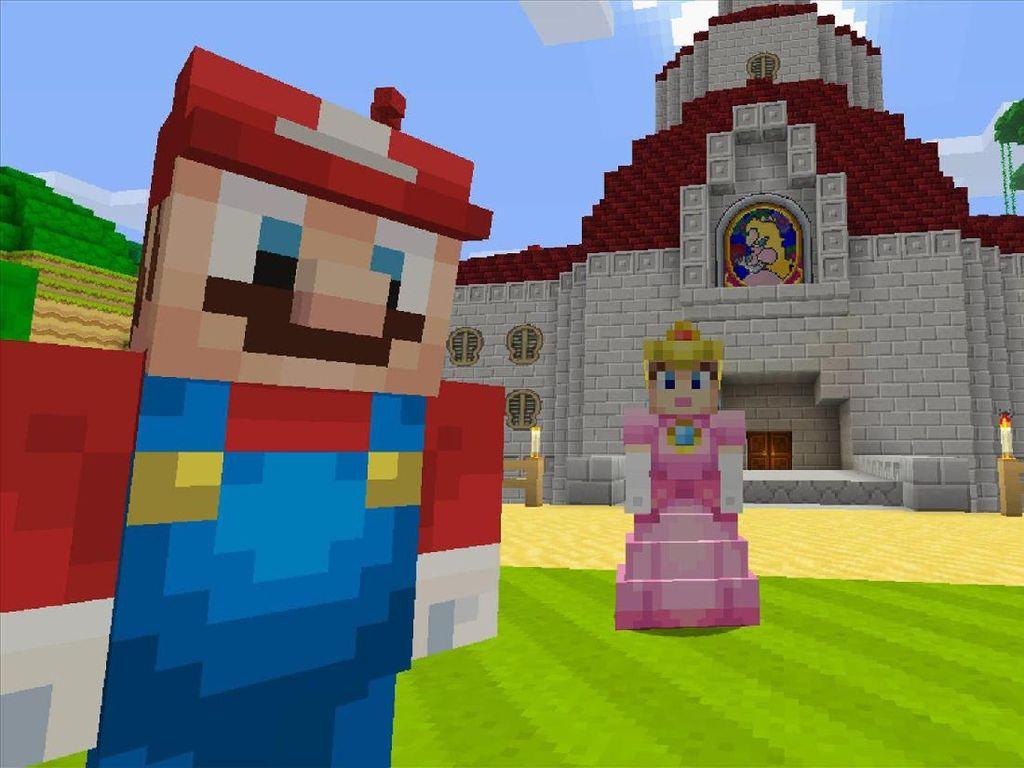 Download Minecraft di PC dan Android Lebih Mudah dengan Cara Ini