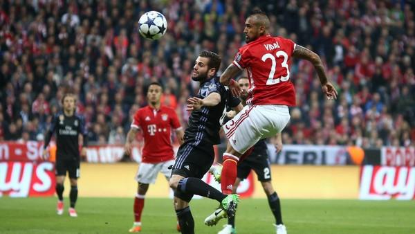 Madrid vs Bayern: Potensi Hujan Gol dan Pertarungan di Lini Tengah