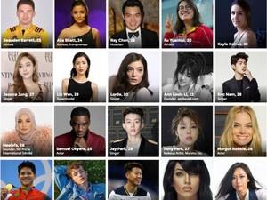Jessica hingga Jay Park Masuk Daftar Seleb Paling Terkenal Versi Forbes