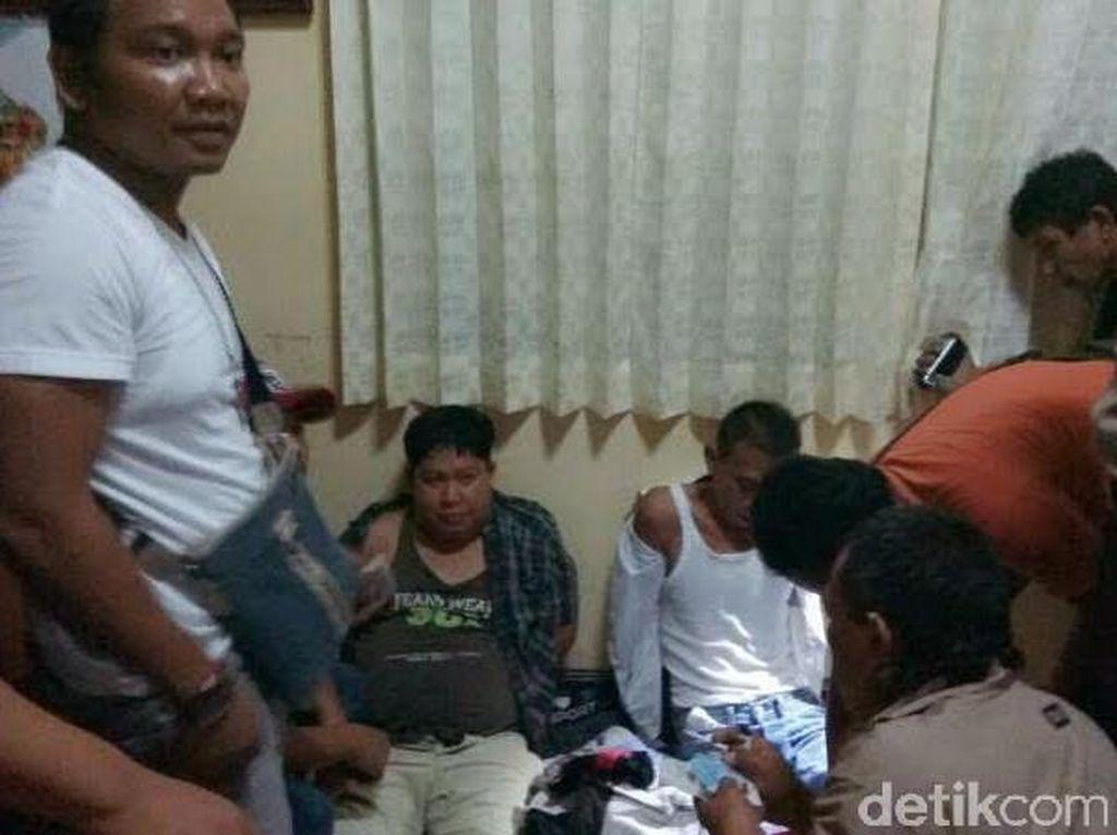Diwarnai Kejar-kejaran, 3 Pembobol ATM asal Lampung Diringkus