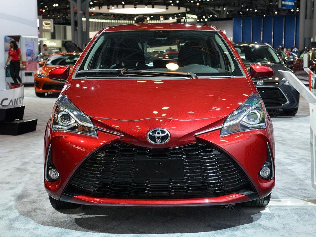 Toyota Yaris Anyar Hangatkan New York Auto Show 2017