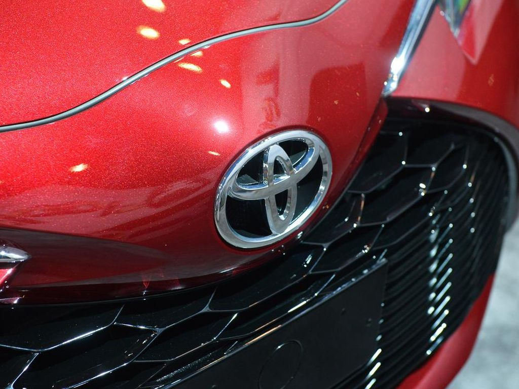Toyota Yaris Anyar Nongkrong di New York Auto Show 2017