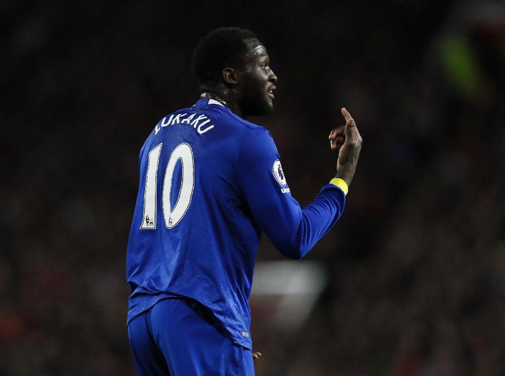 Lukaku Tolak Kontrak Baru dari Everton
