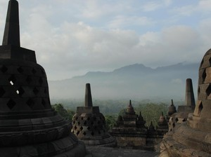 Catat ya, Akhir Bulan Ada Festival Internasional di Borobudur