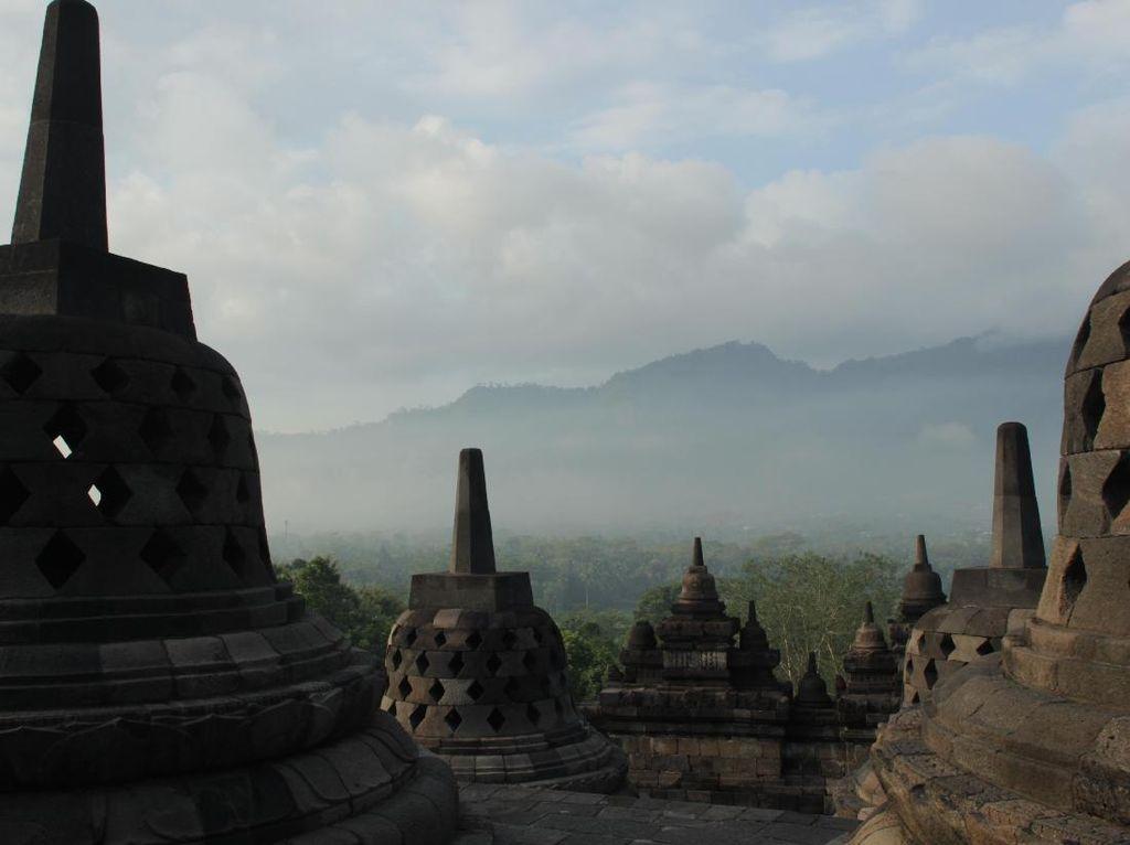 Foto: Borobudur, Warisan Indonesia yang Harus Dijaga