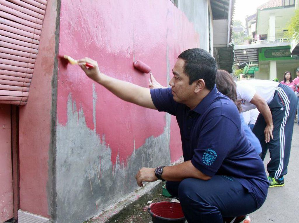 Bakal Ada Kampung Pelangi di Dekat Lawang Sewu Semarang