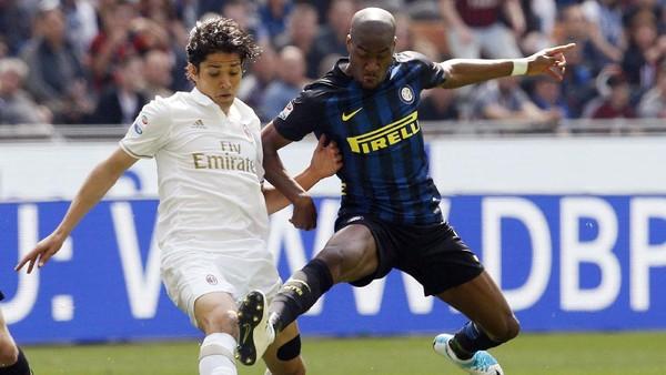 Dramatis, <I>Derby</I> Milan Berakhir 2-2