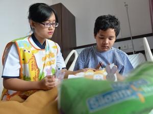 Pasien Rayakan Paskah di Rumah Sakit
