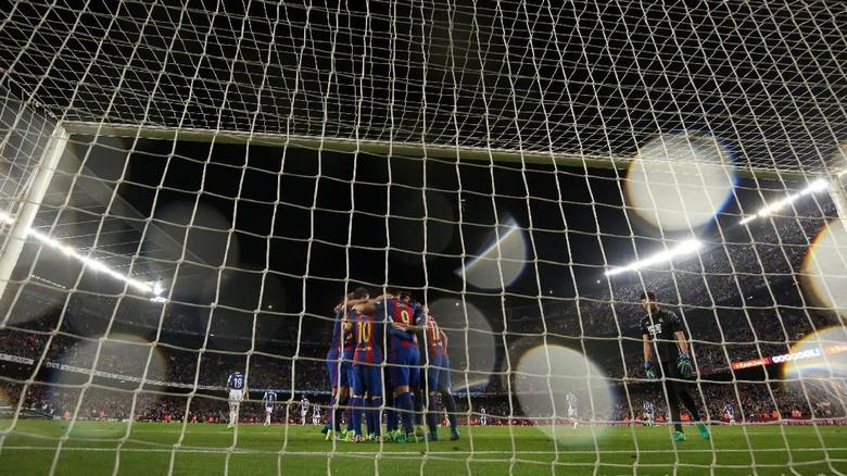 Modal Positif Barcelona untuk Hadapi Juventus