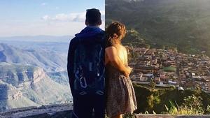 Deretan Foto Unik dan Romantis Pasangan LDR